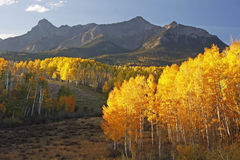 Mount Sneffels Range, Colorado. USA stock photo