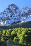 Mount Sneffels Range, Colorado. USA stock photos