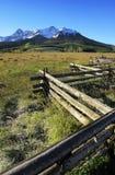 Mount Sneffels Range, Colorado Stock Photos
