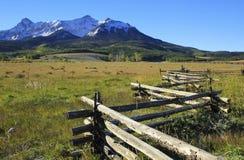 Mount Sneffels Range, Colorado Royalty Free Stock Images