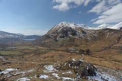 Mount Snowdon Snowdonia Royalty Free Stock Image