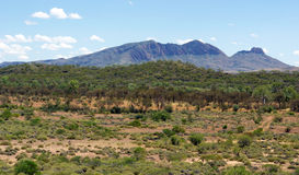 Mount Sonder, Australia Royalty Free Stock Photos