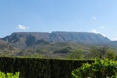 Mount Song royaltyfria foton