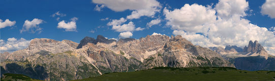 Mount Specie, Dolomite, Italy Royalty Free Stock Photography