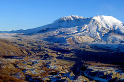 Mount St. Helen Stock Photos
