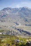 Mount St Helens. September 2007 Stock Image