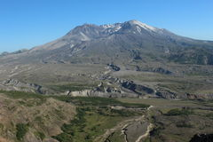Mount St Helens Royalty Free Stock Photography