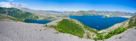Mount St Helens National Volcanic Monument Royalty Free Stock Images