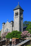 Mount St Mary Chapel Royalty Free Stock Photo