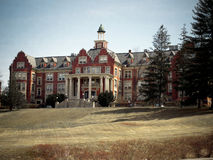 Mount St Mary`s Manor in Hooksett New Hampshire Stock Images