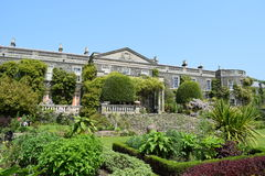 Mount Stewart Northern Ireland. Mount Stewart historic castle and garden royalty free stock image