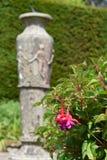 Mount Stewart Northern Ireland. Mount Stewart historic castle and garden Stock Photos