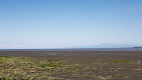 Mount Susitna Landscape Royalty Free Stock Photos