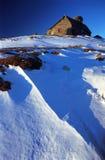 mount szalet Fotografia Stock