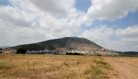 Mount Tabor Royalty Free Stock Image