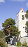 Mount Tabor-Greek Orthodox  Monastery ,Israel Stock Photos