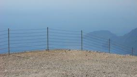 Mount Tahtali in Antalya, Turkey Royalty Free Stock Photography