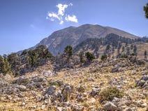 Mount Tahtali, Turkey Stock Images