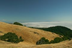 Mount Tamalpais Royalty Free Stock Image