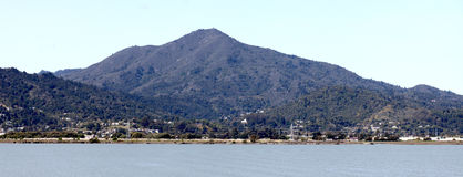 Mount Tamalpais, Marin County, California Royalty Free Stock Images