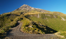 Mount Taranaki Royalty Free Stock Image