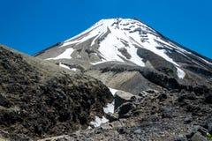 Mount Taranaki Stock Image