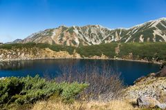Mount Tate Stock Photography