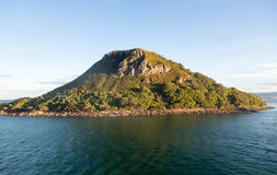 The Mount at Tauranga in NZ Stock Image