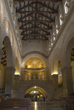 Mount Tavor , Transfiguration Church , Israel. Royalty Free Stock Image