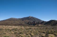 Mount Teide Royalty Free Stock Photos