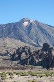 Mount Teide Royalty Free Stock Photo