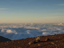 Mount Teide Royalty Free Stock Photos