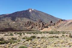 Mount Teide or El Teide Stock Images