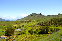 Mount Teide National Park Royalty Free Stock Photos