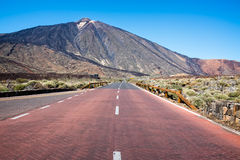 Mount Teide National Park Stock Photos