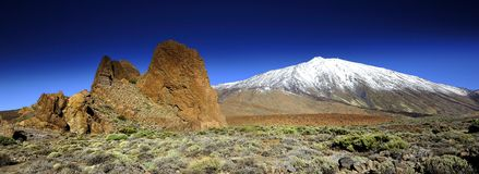 Mount Teide Stock Photography