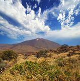 Mount Teide, Tenerife Royalty Free Stock Photography