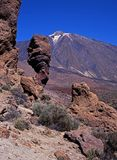 Mount Teide, Tenerife. Stock Photography