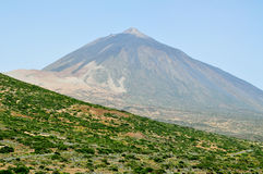 Mount Teide in  Tenerife, Canary Islands Stock Photography