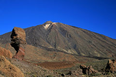 Mount Teide Stock Photo