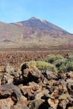 Mount Teide, Tenerife Royalty Free Stock Images