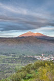 Mount Teide, Tenerife Island Royalty Free Stock Photo