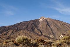 Mount Teide - Tenerife Royalty Free Stock Photography