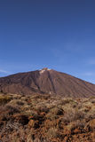 Mount Teide - Tenerife Royalty Free Stock Images