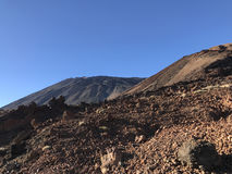 Mount Teide Stock Photography