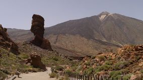 Mount Teide Royalty Free Stock Images