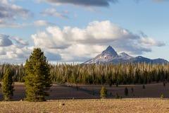 Mount Thielsen, Oregon Royalty Free Stock Images