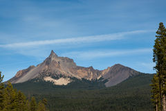 Mount Tielson, Oregon Stock Images