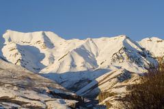 Mount Timpanogos 05 Royalty Free Stock Photos