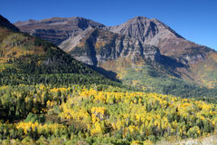 Mount Timpanogos Royalty Free Stock Photos
